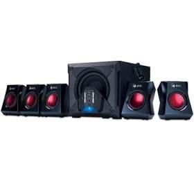 Genius GXGaming SW-G5.1 3500 -černé/červené