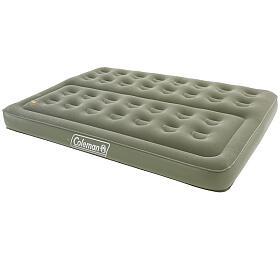 Coleman Comfort Bed Double 188 x137 x22 cm- šedá