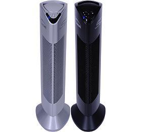 SET Čistička vzduchu Ionic-CARE Triton X6s ionizátorem černý +Čistička vzduchu Ionic-CARE Triton X6s ionizátorem stříbrná