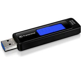 Transcend JetFlash 760 64GB USB 3.0 -modrý
