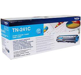 Brother TN241C, 1400str. originální -modrý