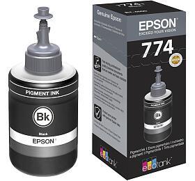 Epson T7741, 140ml originální -černá