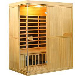 HealthLand DeLuxe 2200 Carbon - BT