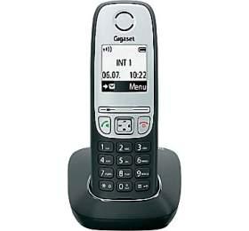 Domácí telefon Siemens Gigaset A415 -šedý