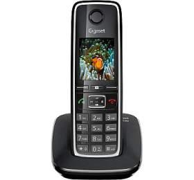 Domácí telefon Siemens Gigaset C530 -černý