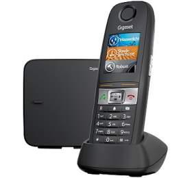 Domácí telefon Siemens Gigaset E630 -černý