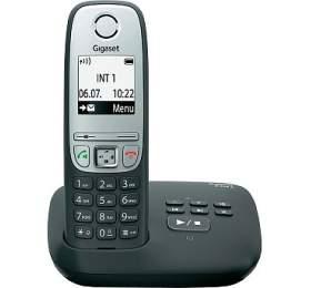 Domácí telefon Siemens Gigaset A415A -šedý