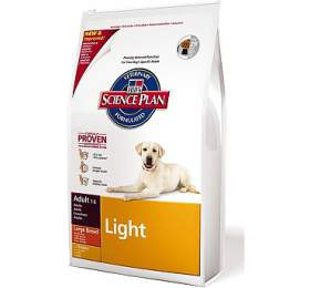 Granule Hill´s Canine Adult Large Breed Light Chicken, 12 kg