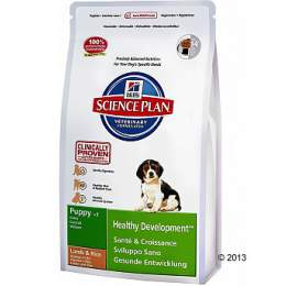 Granule Hill´s Canine Puppy Lamb&Rice, 12 kg