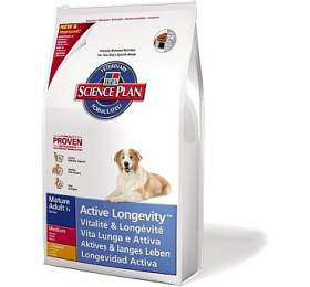 Granule Hill´s Canine Mature Adult 7+ Chicken, 12 kg