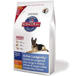 Granule Hill´s Canine Mature Adult 5+ Large Breed Chicken, 12 kg