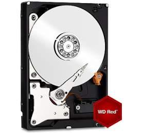 "HDD 3,5"" Western Digital RED 4TB SATA III, IntelliPower, 64MB cache"