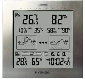 Hyundai WS 2244, stříbrná