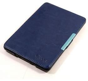 C-TECH AKC-05 pro Amazon Kindle PaperWhite, Wake / Sleep, hardcover - modré