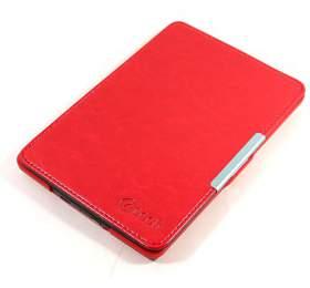 C-TECH AKC-05 pro Amazon Kindle PaperWhite, Wake / Sleep, hardcover - červené