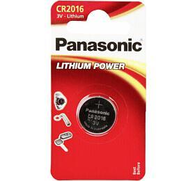 Panasonic CR2016, Lithium