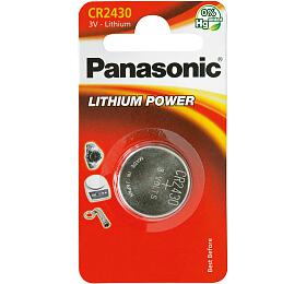 Panasonic CR2430, Lithium