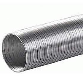 Ohebné ventilační ALU potrubí 150/3m