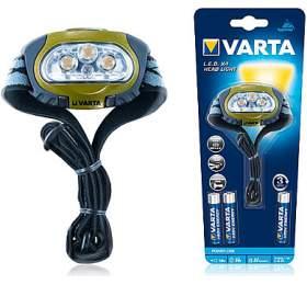 Čelová svítilna VARTA 17631 Head Light Active, LED Varta