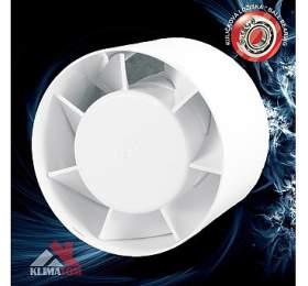 Ostatní Ventilátor Klimatom ENTER průměr 125mm
