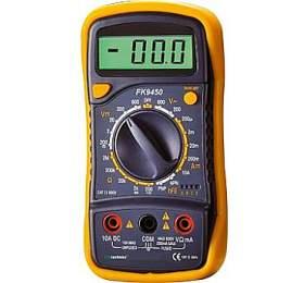 Ostatní Digitální multimetr FK9450 M73
