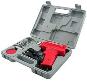 Ostatní Pájka trafo 100W + kufr s příslušenstvím SC-109 F4730173