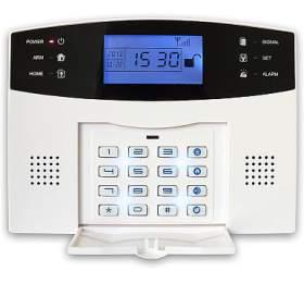 iGET SECURITY M2B - GSM zabezpečovací systém, CZ lokalizace, základní set