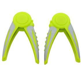 Lifefit ABS HAND GRIP, pár, zelené
