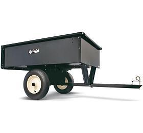 MTD AF 653 heavy duty - vozík tažený