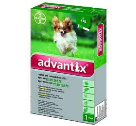 Bayer Advantix Spot - On 1 x 0,4 ml