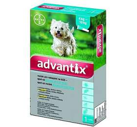 Bayer Advantix Spot - On 1 x 1 ml