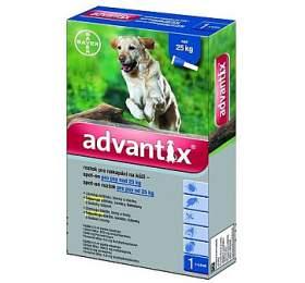 Bayer Advantix Spot - On 1 x 4 ml
