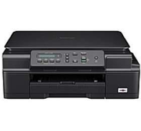 Brother DCP-J105, INK Benefit A4, 27str./min, 10str./min, 6000 x 1200, 64 MB, WF, USB - černá