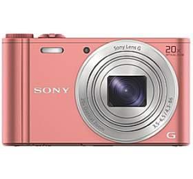 Sony DSC-WX220, růžový