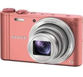 Sony DSC-WX350, růžový