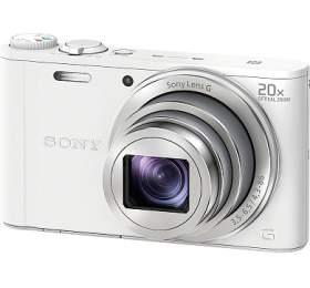 Sony DSC-WX350, bílý