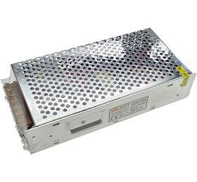 Síťový zdroj vestavný 230V - 12V, 10A, 120W SOLIGHT pro LED pásky WM705