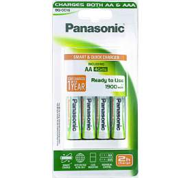 Panasonic BQ-CC16 pro časté použití