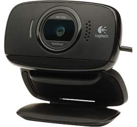 Logitech HDWebcam B525 -černá