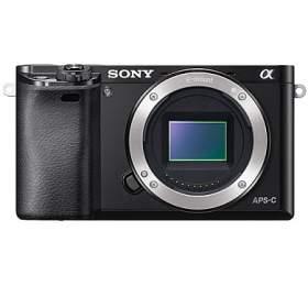 Sony Alpha A6000 tělo, černý