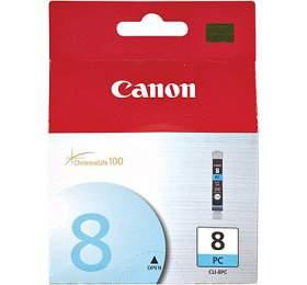 Canon CLI-8PC, 850 stran originální -modrá