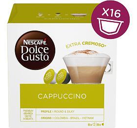 NESCAFÉ® Dolce Gusto® Cappuccino kávové kapsle 16ks