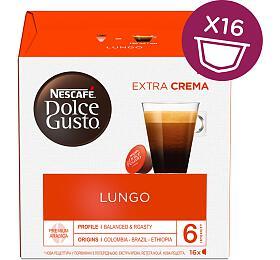 NESCAFÉ® Dolce Gusto® Lungo kávové kapsle 16ks