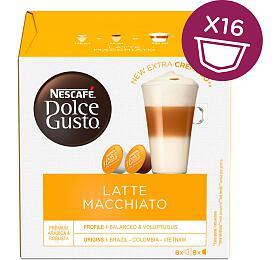 NESCAFÉ® Dolce Gusto® Latte Macchiato kávové kapsle 16ks