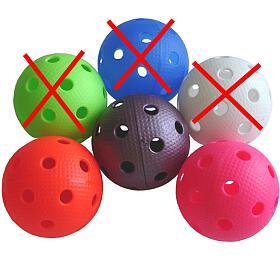 Certifikovaný floorbalový míček Precision
