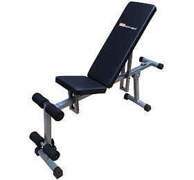 ACRA Posilovací lavička sit/up/bench