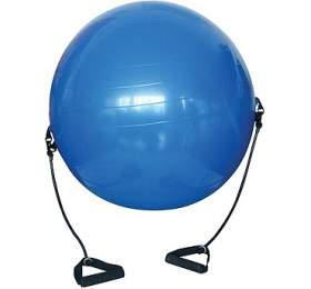 ACRA Gymnastický míč sexpandéry -650 mm
