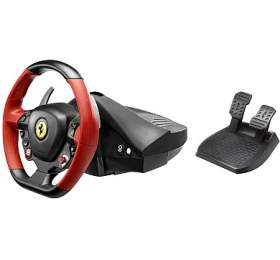 Thrustmaster Ferrari 458 Spider pro Xbox One, One X, One S + pedály