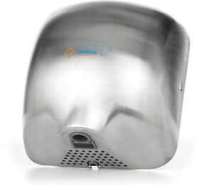 Osoušeč rukou Jet Dryer Simple Stříbrný