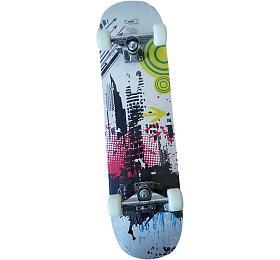 ACRA Skateboard závodní sezpevněným podvozkem